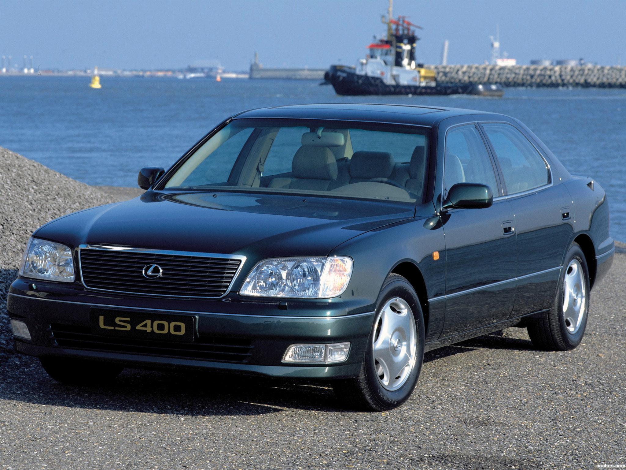 Foto 0 de Lexus LS 400 UCF20 Europe 1997