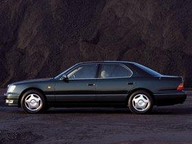 Ver foto 3 de Lexus LS 400 UCF20 Europe 1997