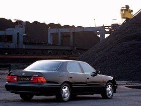 Ver foto 2 de Lexus LS 400 UCF20 Europe 1997