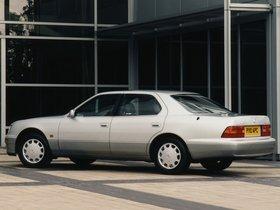 Ver foto 4 de Lexus LS 400 UCF20 UK 1997