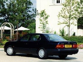 Ver foto 3 de Lexus LS 400 UCF20 UK 1997