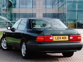Ver foto 2 de Lexus LS 400 UCF20 UK 1997