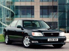 Fotos de Lexus LS 400 UCF20 UK 1997