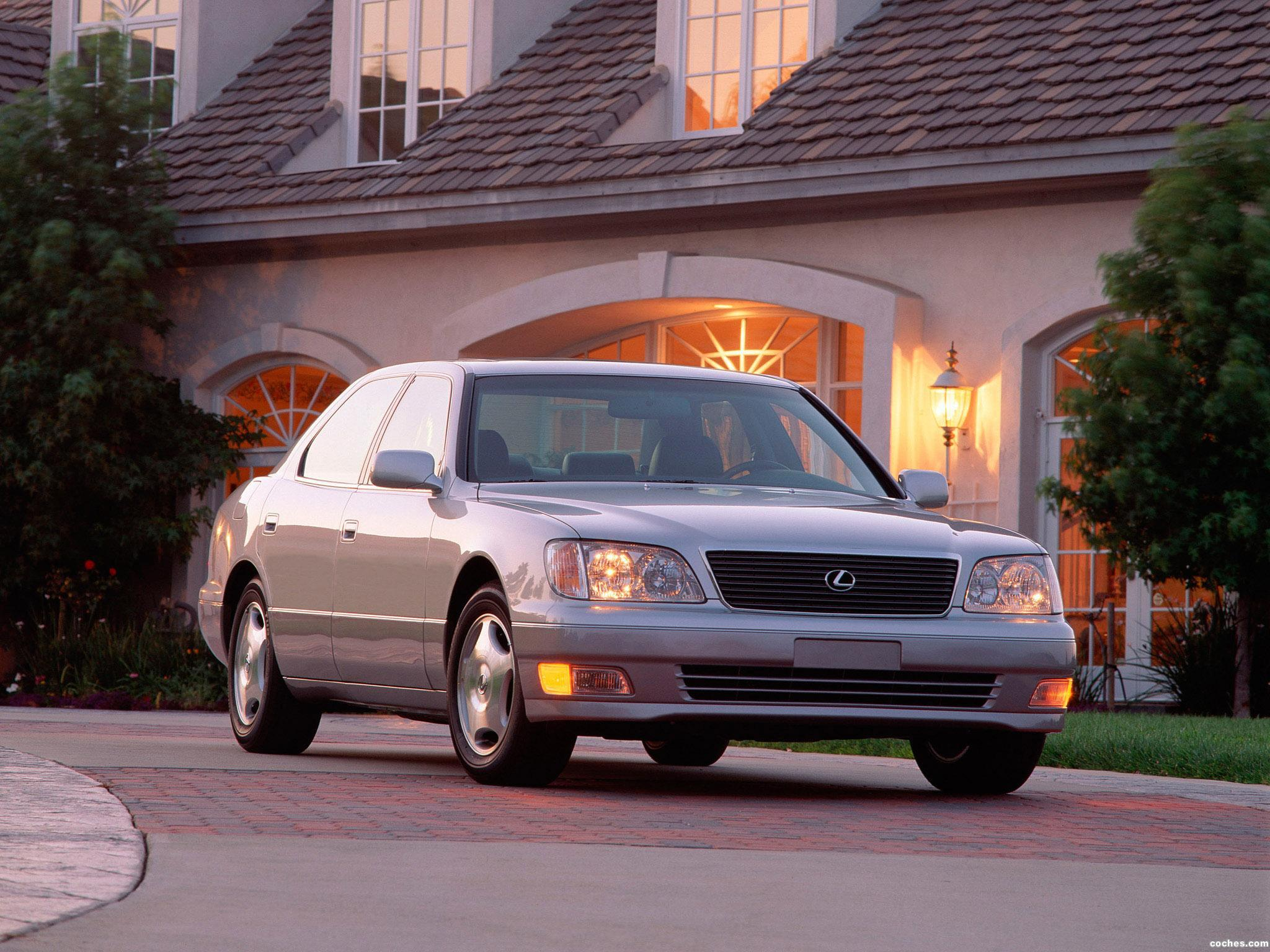 Foto 0 de Lexus LS 400 UCF20 USA 1997