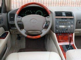 Ver foto 17 de Lexus LS 400 UCF20 USA 1997