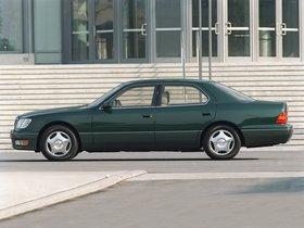 Ver foto 8 de Lexus LS 400 UCF20 USA 1997