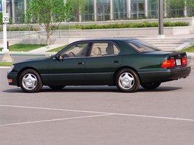 Ver foto 7 de Lexus LS 400 UCF20 USA 1997