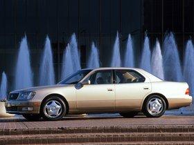 Ver foto 5 de Lexus LS 400 UCF20 USA 1997