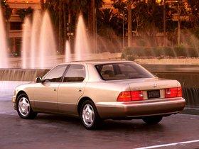 Ver foto 4 de Lexus LS 400 UCF20 USA 1997