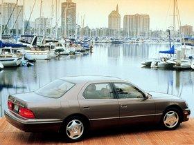Ver foto 3 de Lexus LS 400 UCF20 USA 1997