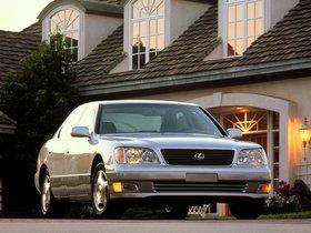 Ver foto 2 de Lexus LS 400 UCF20 USA 1997