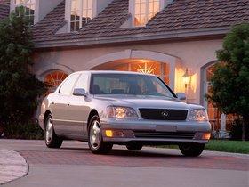 Ver foto 1 de Lexus LS 400 UCF20 USA 1997