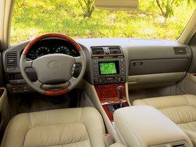 Ver foto 15 de Lexus LS 400 UCF20 USA 1997