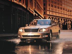 Ver foto 14 de Lexus LS 400 UCF20 USA 1997