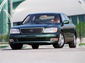 Ver foto 13 de Lexus LS 400 UCF20 USA 1997