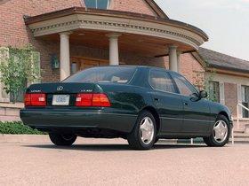 Ver foto 12 de Lexus LS 400 UCF20 USA 1997