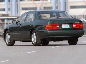 Ver foto 11 de Lexus LS 400 UCF20 USA 1997