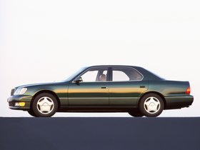 Ver foto 10 de Lexus LS 400 UCF20 USA 1997