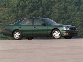 Ver foto 9 de Lexus LS 400 UCF20 USA 1997