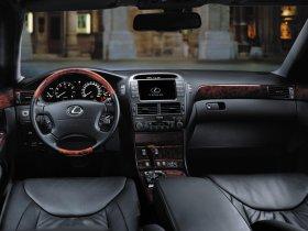 Ver foto 40 de Lexus LS 430 2000