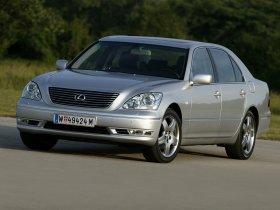Ver foto 31 de Lexus LS 430 2000