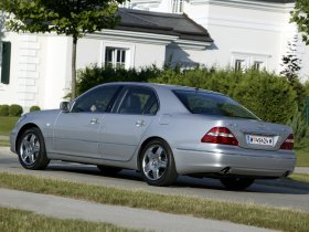 Ver foto 28 de Lexus LS 430 2000