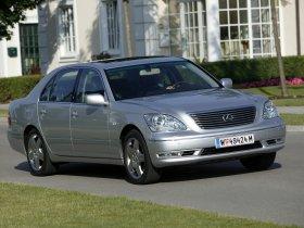 Ver foto 26 de Lexus LS 430 2000