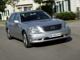 Ver foto 23 de Lexus LS 430 2000