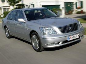 Ver foto 22 de Lexus LS 430 2000