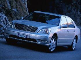 Ver foto 39 de Lexus LS 430 2000