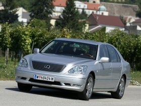 Ver foto 21 de Lexus LS 430 2000