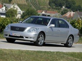 Ver foto 20 de Lexus LS 430 2000