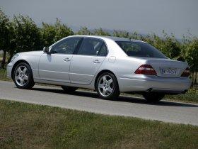 Ver foto 17 de Lexus LS 430 2000