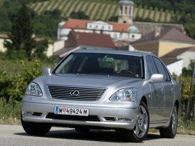 Ver foto 15 de Lexus LS 430 2000