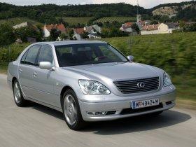 Ver foto 14 de Lexus LS 430 2000