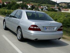 Ver foto 13 de Lexus LS 430 2000