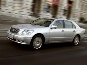 Ver foto 12 de Lexus LS 430 2000