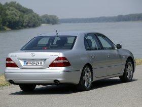 Ver foto 11 de Lexus LS 430 2000