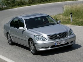 Ver foto 10 de Lexus LS 430 2000