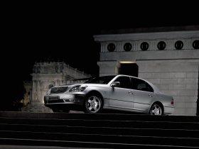 Ver foto 9 de Lexus LS 430 2000