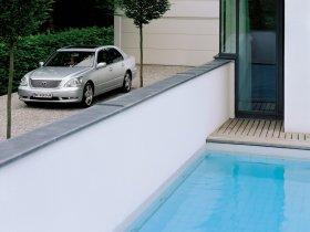 Ver foto 7 de Lexus LS 430 2000