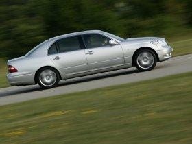 Ver foto 6 de Lexus LS 430 2000