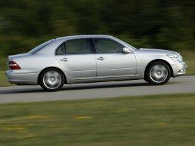 Ver foto 2 de Lexus LS 430 2000