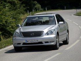 Ver foto 1 de Lexus LS 430 2000
