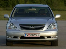 Ver foto 34 de Lexus LS 430 2000