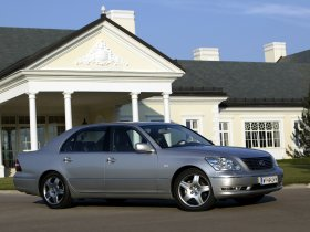 Ver foto 32 de Lexus LS 430 2000