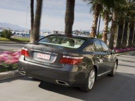 Ver foto 10 de Lexus LS 460 2006
