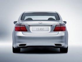 Ver foto 8 de Lexus LS 460 2006