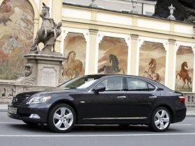 Ver foto 7 de Lexus LS 460 2006
