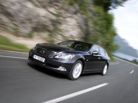 Ver foto 2 de Lexus LS 460 2006